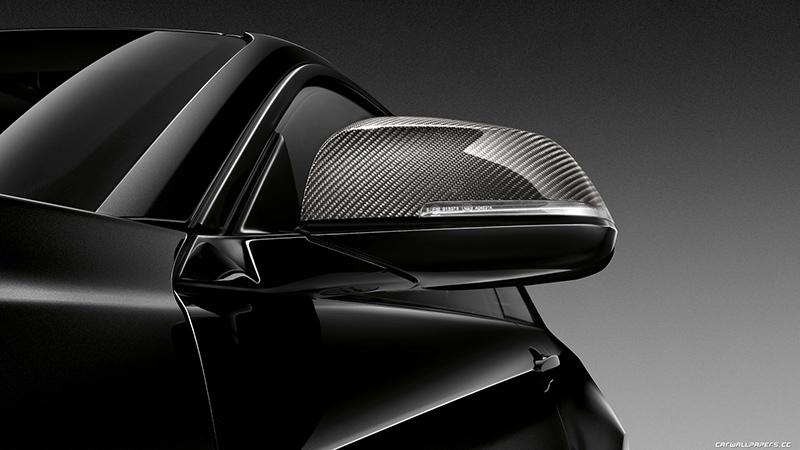BMW mirror